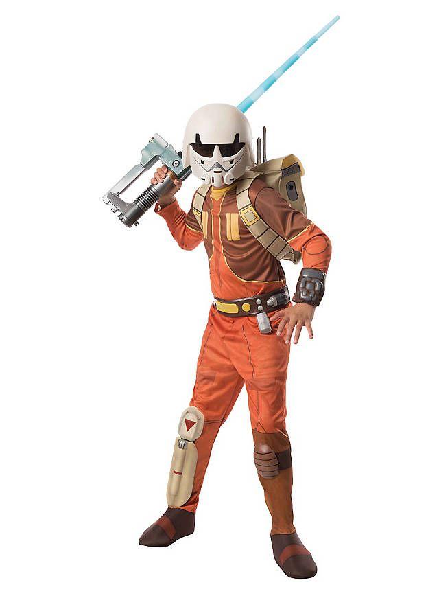 Star Wars Rebels Ezra Bridger Kinderkostüm