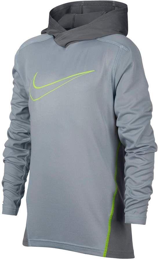 fd78376e Boys 8-20 Dri-FIT Hooded Training Top #top#training#Nike   Art ...