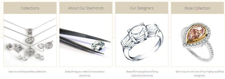 Stylish Diamond Engagement Rings Cape Town