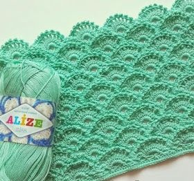 Tecendo Artes em Crochet: Pontos de Crochê Lindos _ Vem Ver!