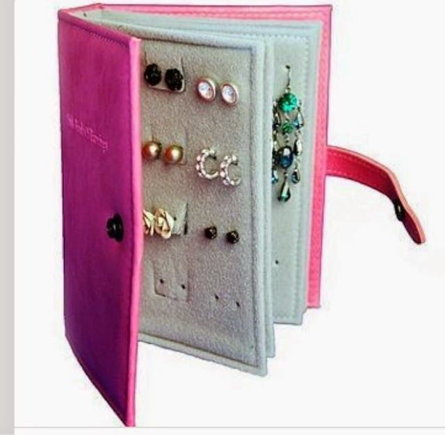 It's A Good Morning for Pinterest: DIY Earring Holder