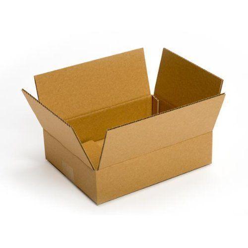 25-Bundle Pratt PRA0038 Recycled 11-1/4 x 8-3/4 x 2-3/4 Corrugated Shipping Box! #Pratt