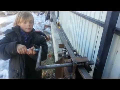 гнем дуги для теплицы[ HD 640x480 MPEG4] - YouTube