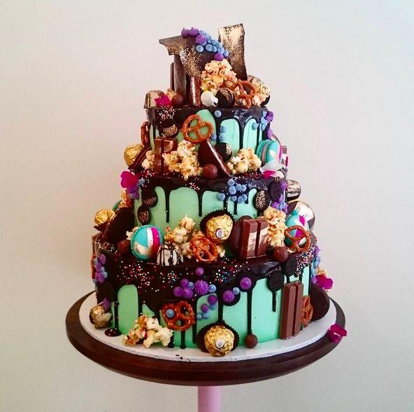 Hero Cake - Unbirthday Bakery