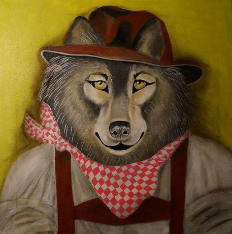 'BAUER SUCHT FRAU ;-)' von anowi bei artflakes.com als Poster oder Kunstdruck $16.63