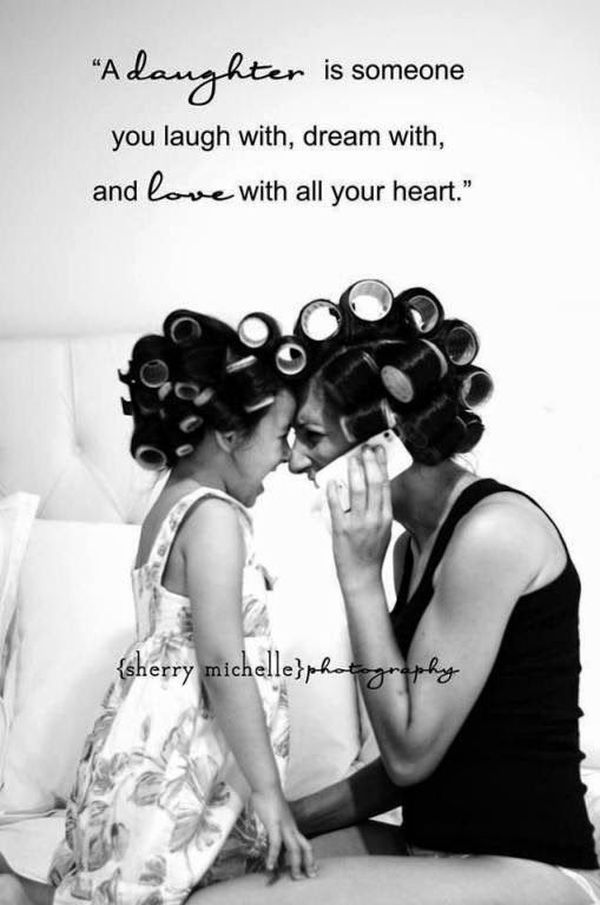 Mom Quotes From Daughter 35 Best My Baby Girls Images On Pinterest  Pretty Words Families .
