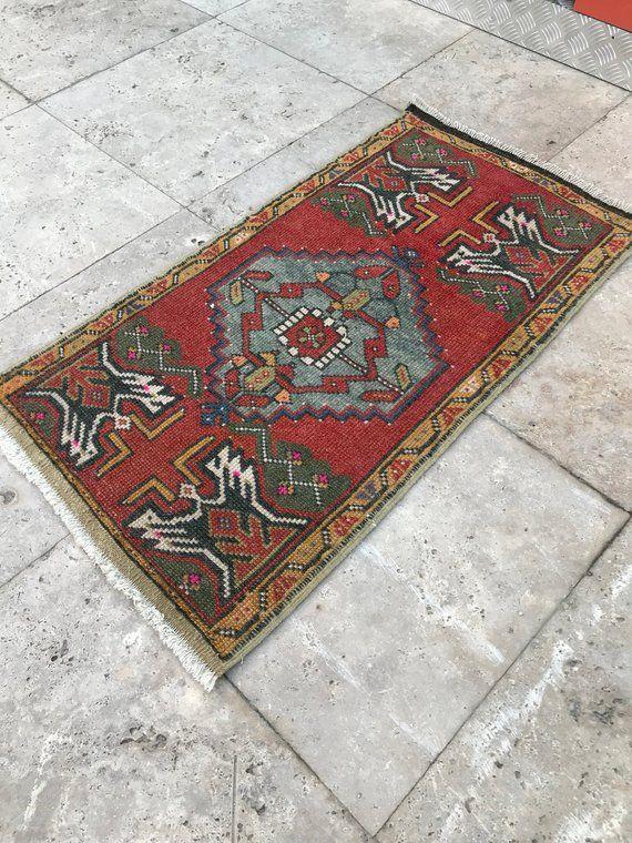Turkish Small Carpet Doormat
