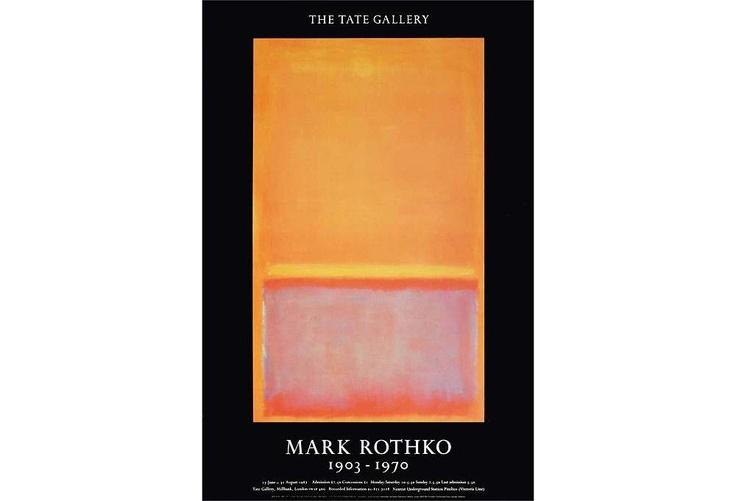 Rothko Print
