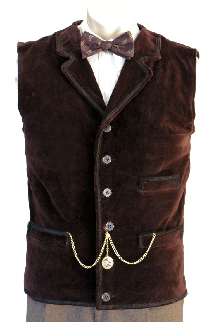 Christmas Vest by Magnoli Clothiers doctor who christmas special ...