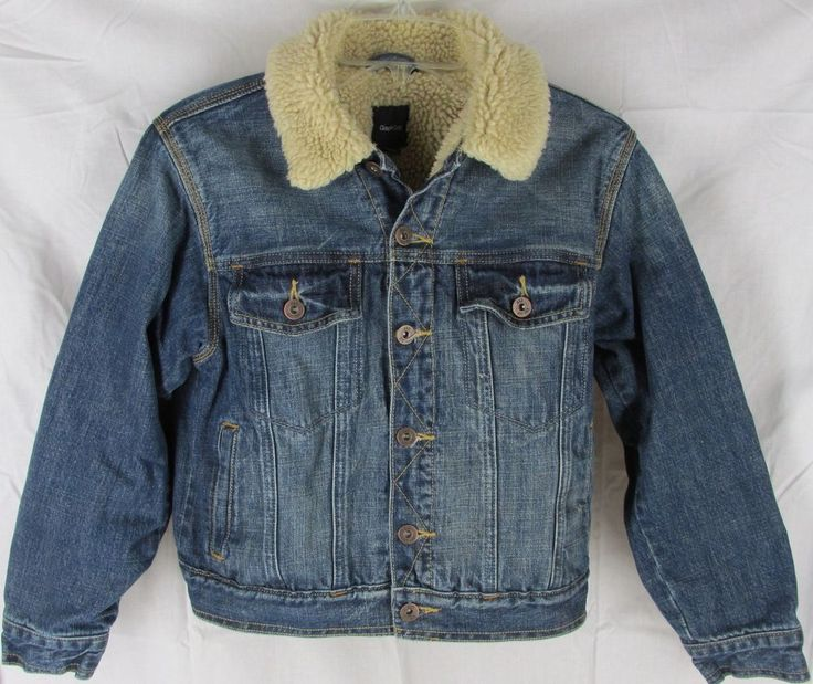 Gap Denim Jacket Mens
