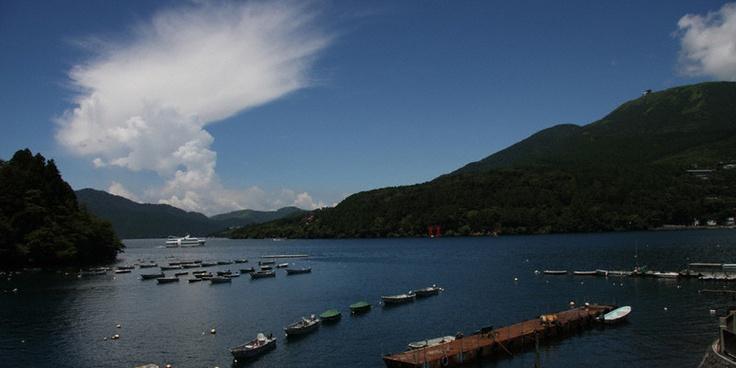 Mt FujiLake