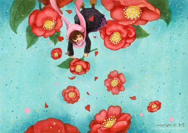 Lee Soyon Illustration