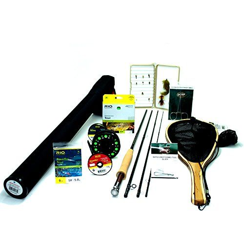 25 best ideas about fly fishing rods on pinterest fly for Best fishing rod and reel combo for beginners
