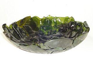 artesanato e arte em vidro: Fevereiro 2012