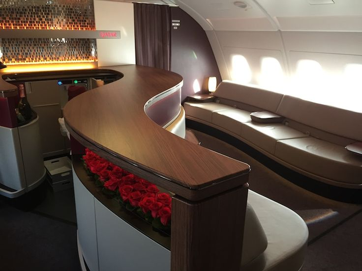 Qatar Airways Photos Photographs Of First Class And Business Seats Cabins