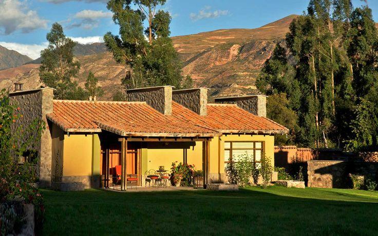 Hotel Sol y Luna in Peru's Sacred Valley