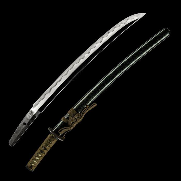 Kenjutsu sword
