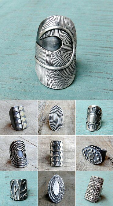 TheCarrotbox.com modern jewellery blog : obsessed with rings // feed your fingers!: Musibatty / Jess Kay Designs