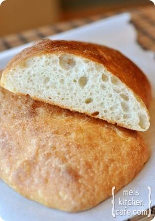 Homemade Ciabatta Bread {And The Best Garlic Bread On Earth}