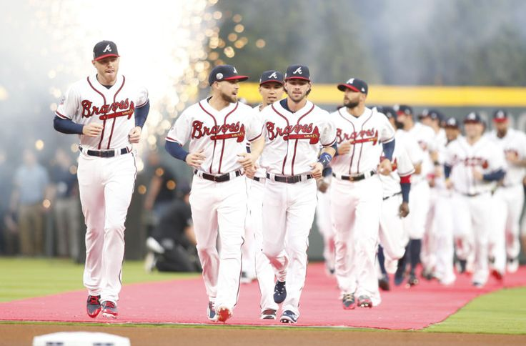 Atlanta Braves Open SunTrust Park With A Win Over The Padres