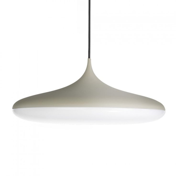 Philips Friends Ecomoods Large Ceiling Pendant Light - Beige