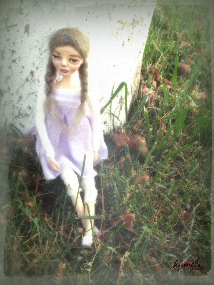 Cloe    Art Doll by Kymeli
