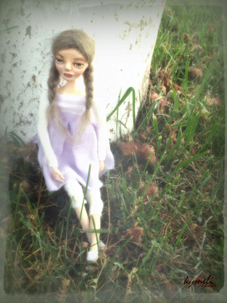 Cloe    Art Doll by Kymeli
