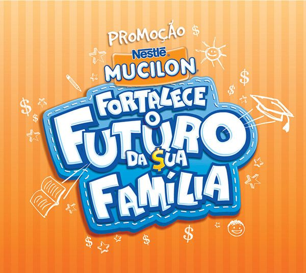 "Campanha ""Mucilon Fortalece"" on Behance"