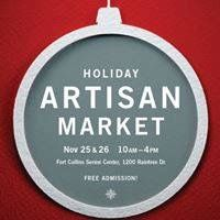 We will be at the Fort Collins Senior Citizen Center for their Holiday Market on Friday November 24th and Saturday November 25 2017. Address is 1200 Raintree Drive Fort Collins Co from 10:00am - 4:00pm. It's a great way to find those unusual Christmas gifts. See you there!