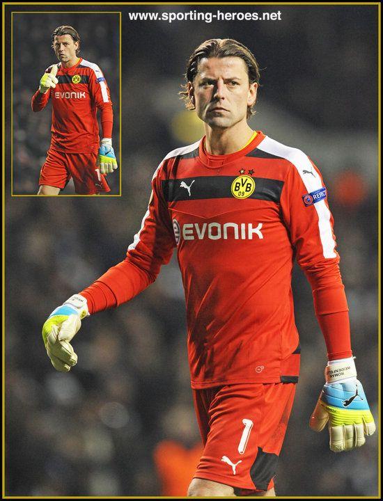 Roman WEIDENFELLER - Borussia Dortmund - 2016 Europa League. Knock out games.