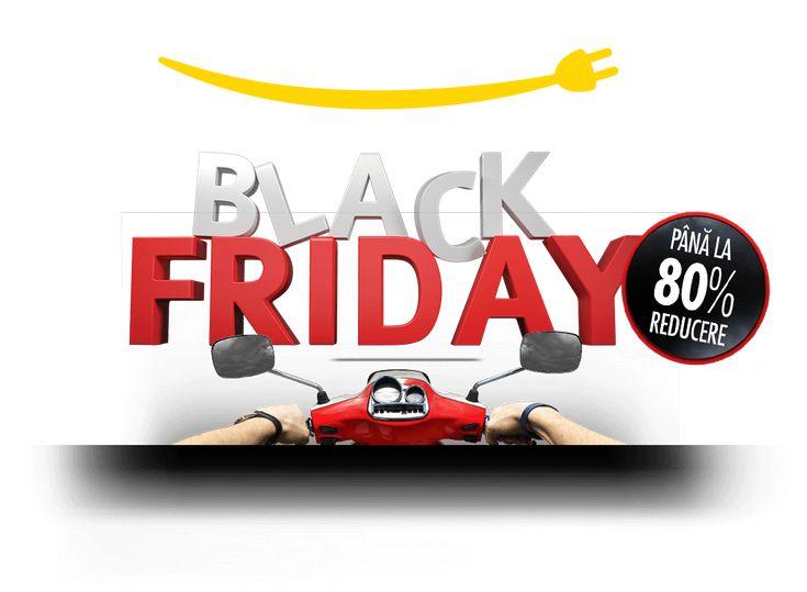 Black Friday 2017 - Prinde reducerile absolute!