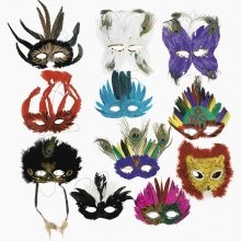 cheap masquerade masks from oriental trading company