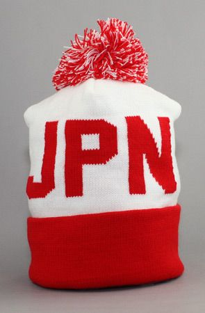 The Japan Beanie by Fully Laced x Adapt, $34.00