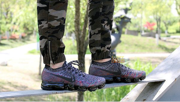 super popular 50577 a8d35 Genuine Unisex Nike Air Vapormax Flyknit Cny Black 849558-016 Shoe