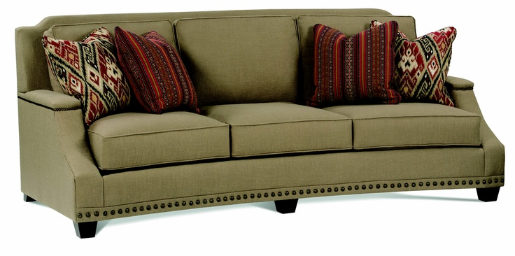 1069 Kennedy Sofa From Clayton Marcus Art Direction For Rowe