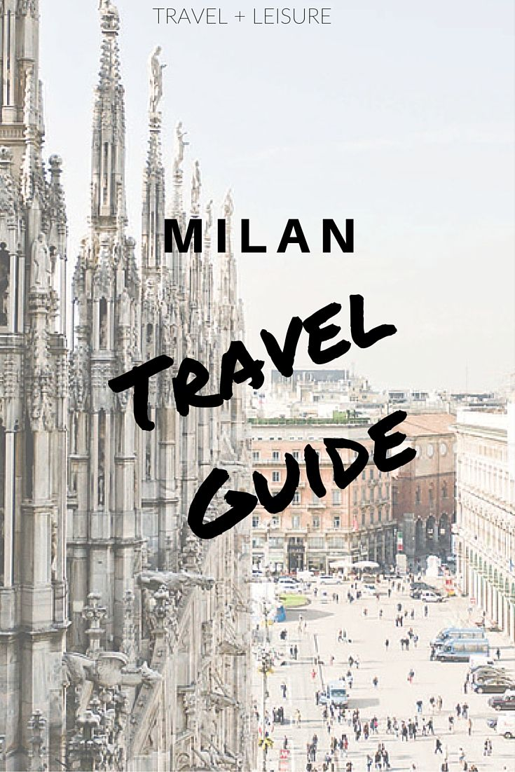 Long considered the industrious, somewhat shabby stepsister of Rome, Florence, and Venice, Milan has lately been casting off its old clothes and putting on some designer threads—and T+L's Milan travel guide is ready to help you navigate these exciting new developments.