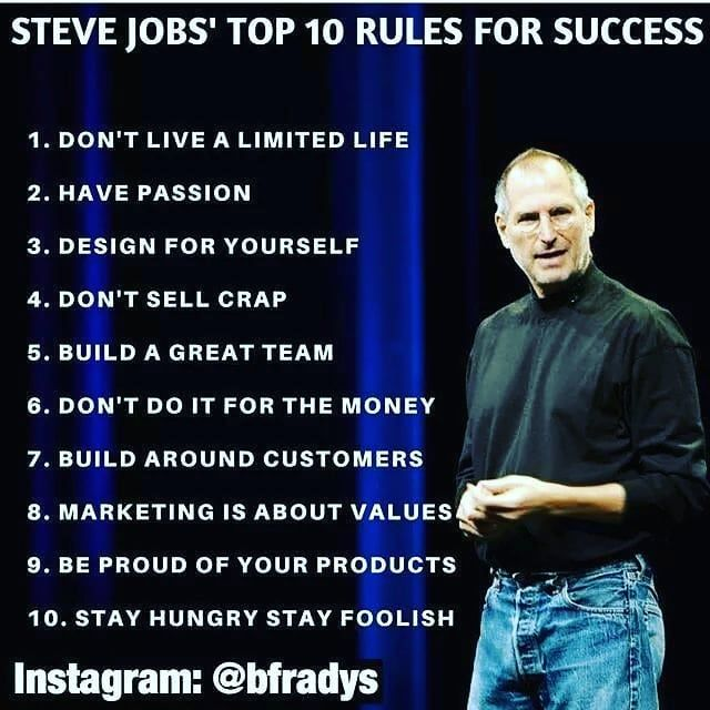 Watch The Best Youtube Videos Online Selfie Followers Followforfollowback Follower In Steve Jobs Quotes Job Quotes Motivational Quotes For Entrepreneurs