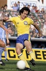 Byron Stevenson Leeds United 1978