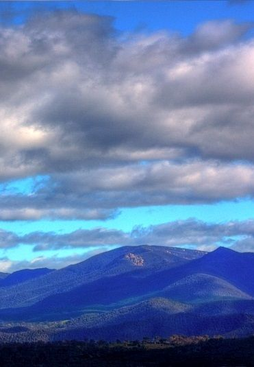 The Brindabella Ranges - #Canberra - #Australia http://www.travelmagma.com/australia/things-to-do-in-canberra