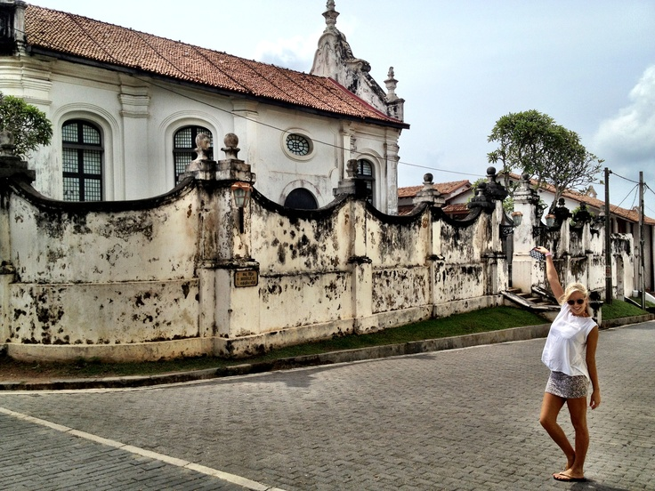 Colonial Dutch Church, Galle Fort
