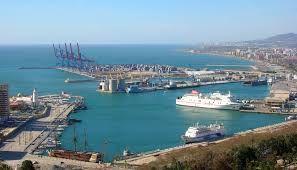 Se trata de un puerto eminentemente importador, destacan los graneles de clinker, cereales, cemento y coque de petróleo como los principales productos descargados, y dolomita y aceite de oliva como principales mercancías exportadas. Otros tráficos tradicionales en el Puerto son los de cabotaje de mercancías, vehículos y pasajeros que mueven las líneas regulares con  Ceuta y Melilla.  Cabe destacar el tráfico de Cruceros Turísticos, es el segundo puerto de cruceros de la península