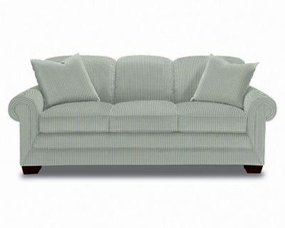 mackenzie premier sofa by lazboy color lake e120092 - Lazy Boy Sofa Bed