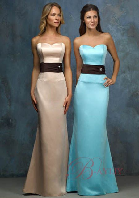 Cheap Bridesmaid Dresses UK Sheath Sweetheart Strapless WPD01263