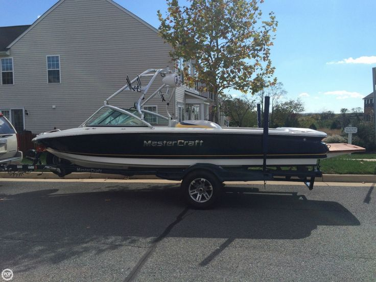 2008 Mastercraft 19 For Sale in Louisa County, VA