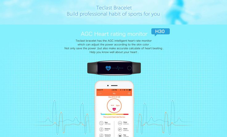Teclast H30 Smart Wristband, Special Offer from Gearbest @ $18.95   http://www.mobilescoupons.com/gadgetsaccessories/teclast-h30-smart-wristband-special-offer-from-gearbest