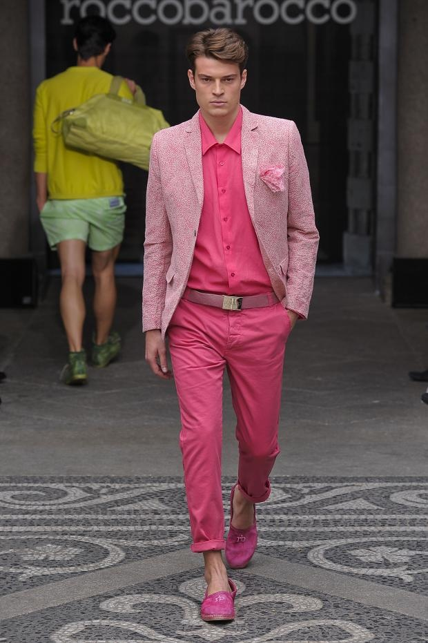 728 best Real Men Wear Pink images on Pinterest | Menswear Moda masculina and Men fashion