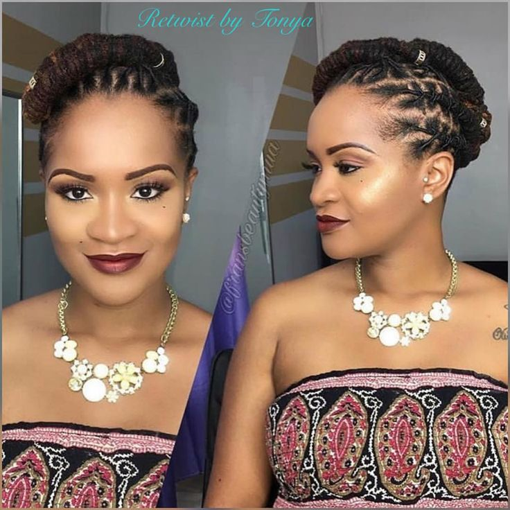 pics of beautiful hair style wedding hairstyle coiffures tresses africaines 6459