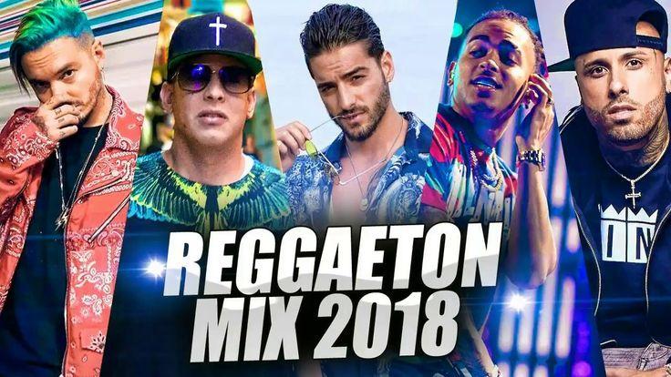 Estrenos Reggaeton 2018 Ozuna, Bad Bunny, Cardi B, Nicky Jam, Prince Roy...