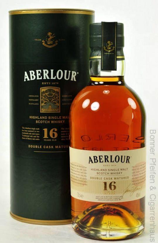 Aberlour Whisky 16 y.o.