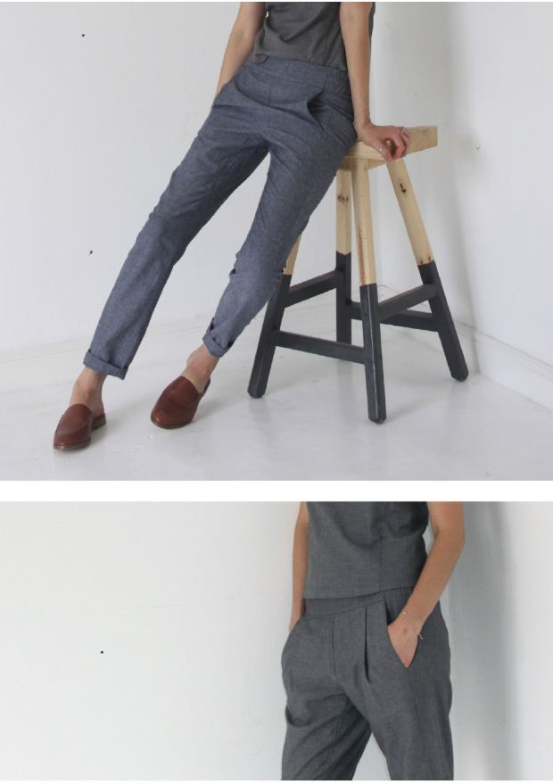 Calyer Pants